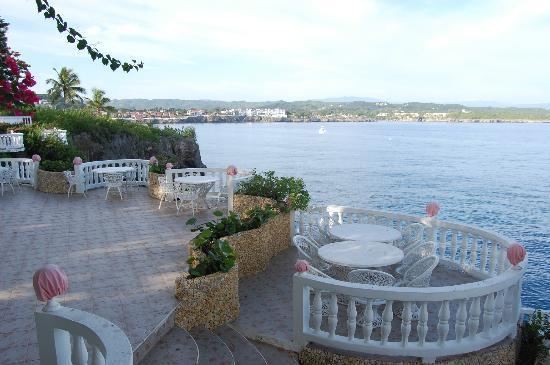 le terrazze sul mare per una cena romanticissima - Picture of ...