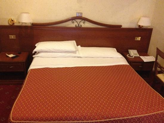 Hotel Virgilio: Camera