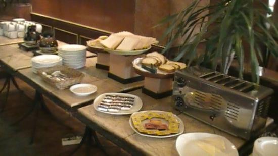 The Imperium International Hotel: Breakfast Spread