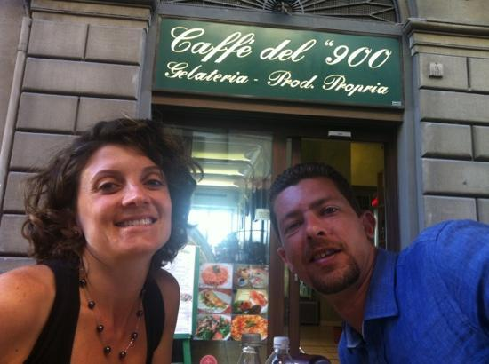 Caffe 'Del 900: joy after lunch!