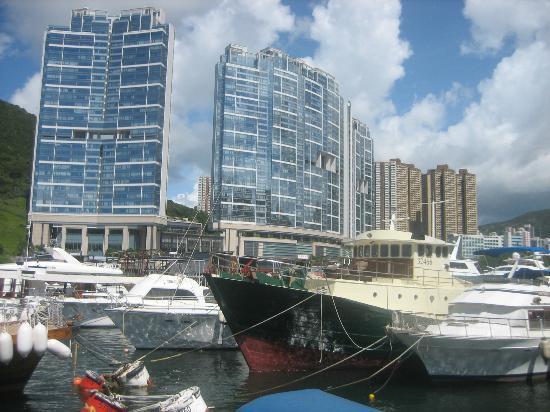 Life on a boat - Moksha: View from the boat