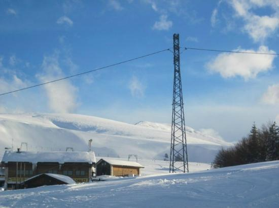 MammaRosa: piste da sci