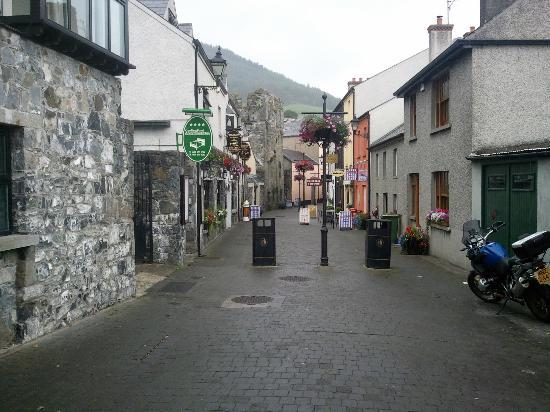The Centre of Carlingford