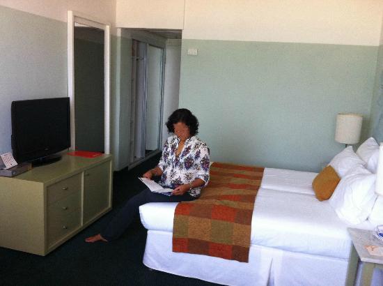 Hotel Prima Tel-Aviv: Bedroom Hotel Prima