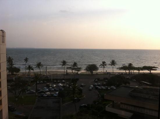 Radisson Blu Okoume Palace Hotel : room 7040