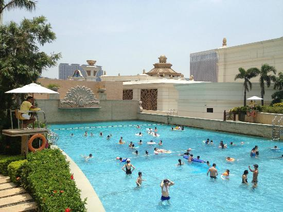 Wave Pool Picture Of Galaxy Hotel Macau Tripadvisor