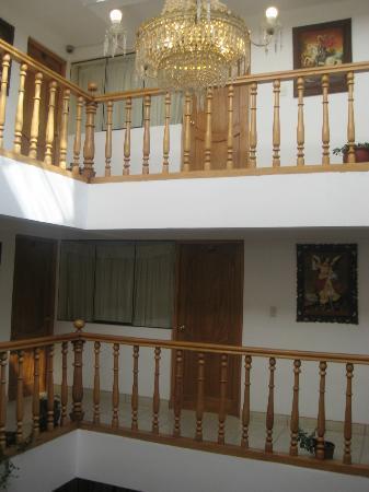 Hotel Awki's Dream: Corridors