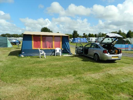 Perran Springs Holiday Park: Euro Tent