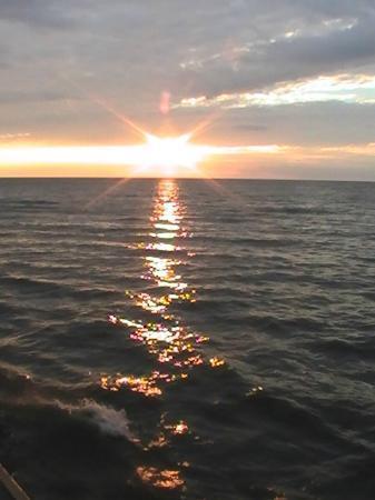 Lake Breeze Inn: tranquility