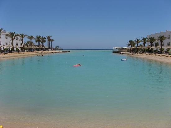 Arabia Azur Resort: zatoka przy segmencie A