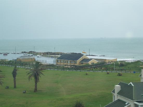 Radisson Blu Hotel, Port Elizabeth: view from beach side room