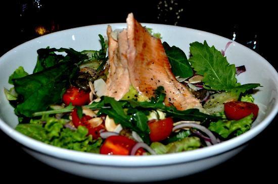 Bingelela Lodge: Smoked trout appetizer