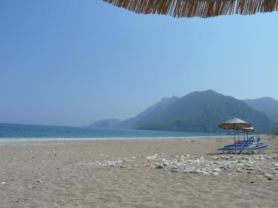 Anatolia Resort Hotel: der schöne Strand