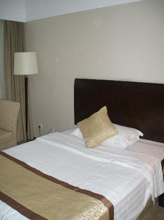 Redwall Hotel Beijing: Bedroom