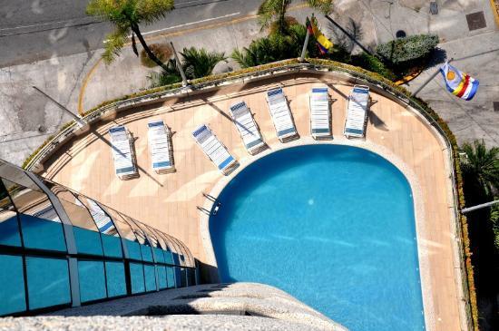 Eduard's Hotel, Suite & Resorts: Vista desde La Habitacion