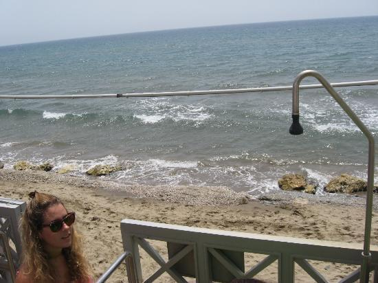 Los Monteros Spa Golf Resort Gl Beach Directly At End Of Club