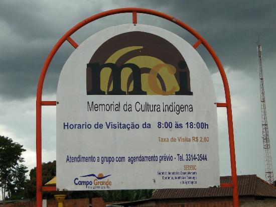 Memorial da Cultura Indigena: Memorial da Cultura Indígena | Campo Grande, Mato Grosso do Sul, Brasil 2