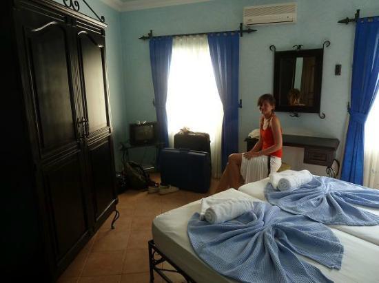 Anatolia Resort Hotel: unser wunderschönes Zimmer