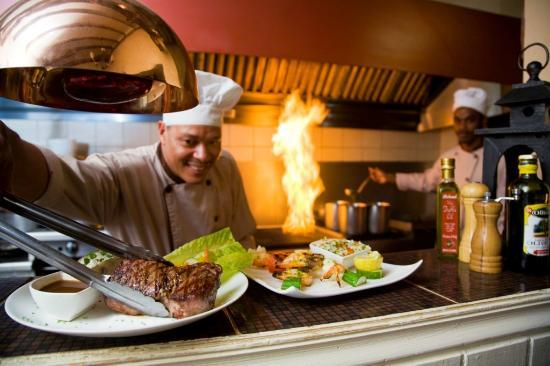 Big Chef Steakhouse: A top team of Big Chef Grillmasters