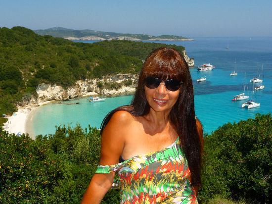 Voutoumi Beach : Voutoumi - Grécia