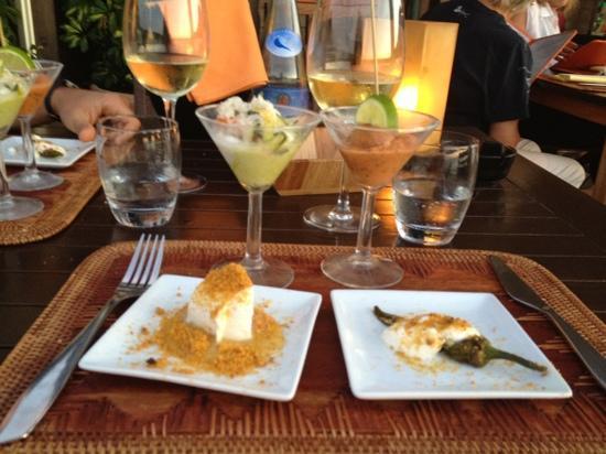 Tahiti : antipasto misto