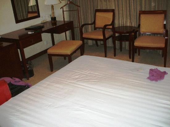 Jin Jiang Jin Sha Hotel: Room