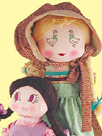 Bonnie's Bundles Dolls