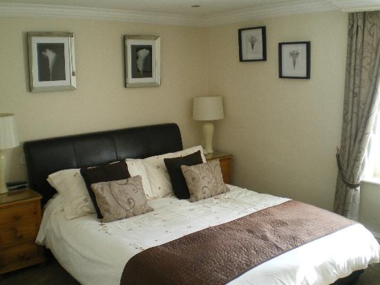 Melbourne House & Easthorpe: Bedroom