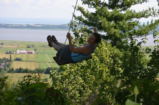 Les Maisonnettes sur le Cap : swing