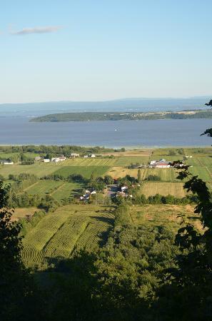 Les Maisonnettes sur le Cap : view from property