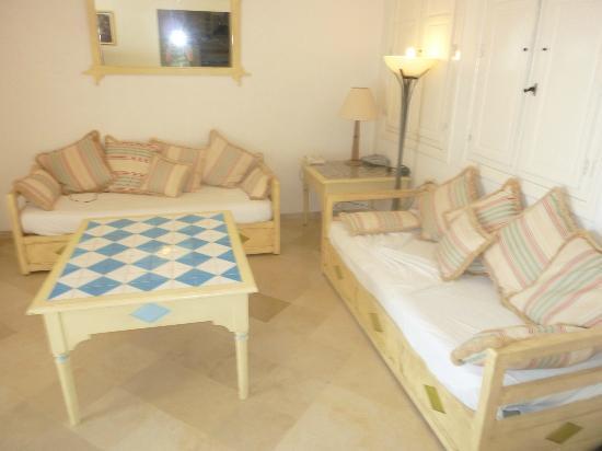 Hotel Diar Lemdina: living area