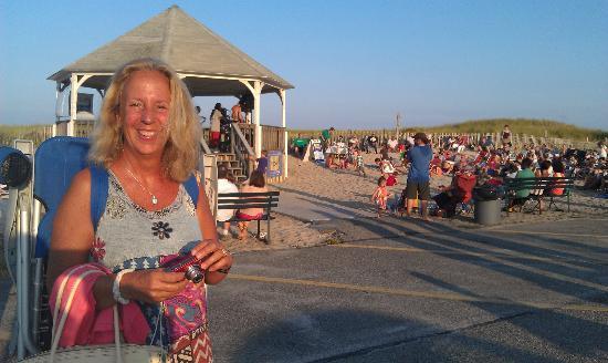 Nauset House Inn: Nauset Beach concert