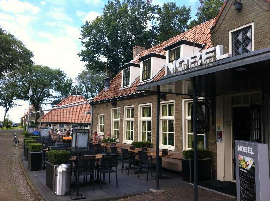 Restaurant Nobel: Nobel, Ameland, the Netherlands