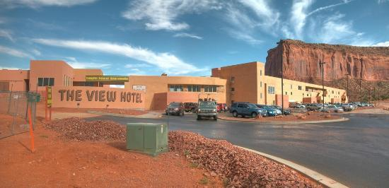 The View Hotel Monument Valley Picture Of