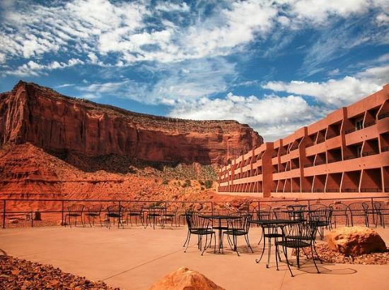 Monument Valley Navajo Tribal Park The View Hotel