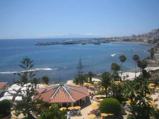 Spring Arona Gran Hotel: view from room