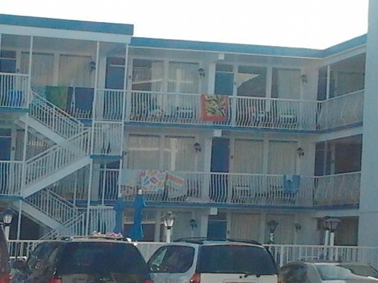Gondolier Motel: Part of the resort