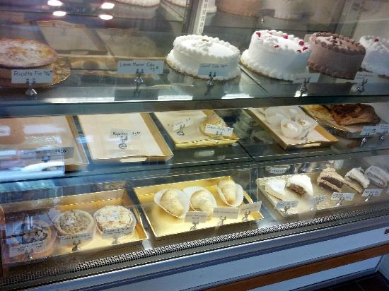 Rome Sweet Rome : Cakes and pastries