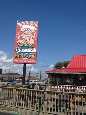 Buddy's All-American Bar-B-Que