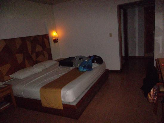 Bali Rani Hotel: lekker bedje