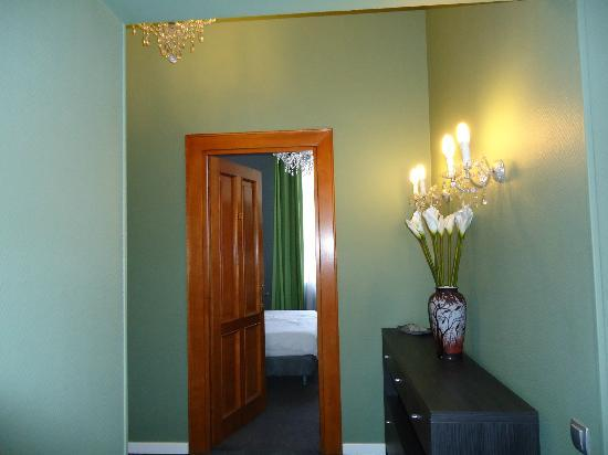 Pensiunea Siago Hotel: Hallway