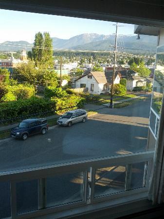 Quality Inn Uptown: Mountain view
