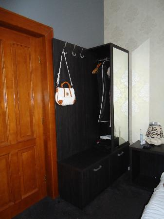 Pensiunea Siago Hotel: Our room