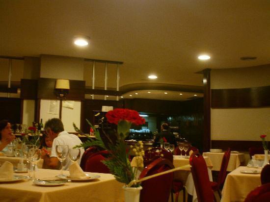 Coia Hotel: Comedor