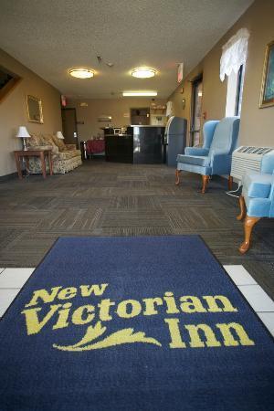 New Victorian Inn & Suites York: Lobby