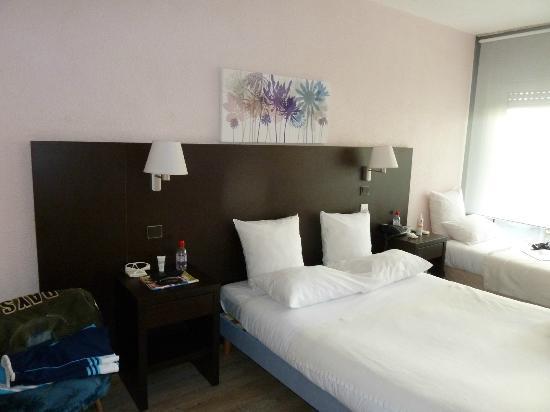 Hotel Saint Clair : chambre