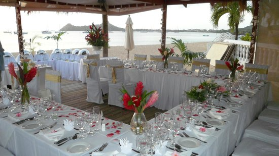 Royal St Lucia Resort and Spa:                   Wedding at The Royal, by Rex Resorts, St Lucia