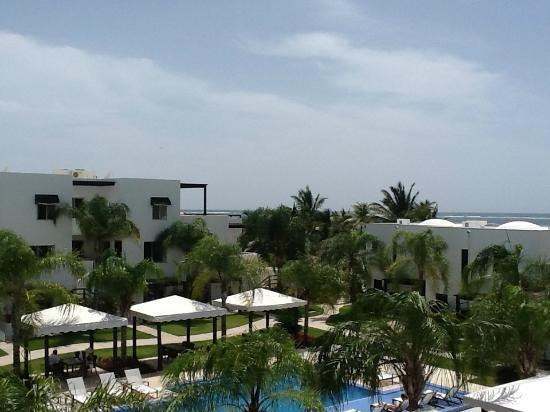 Las Terrazas Resort: View from condo balcony