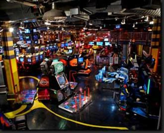 Photo of Arcade GameWorks at 6587 Las Vegas Blvd S, Las Vegas, NV 89119, United States