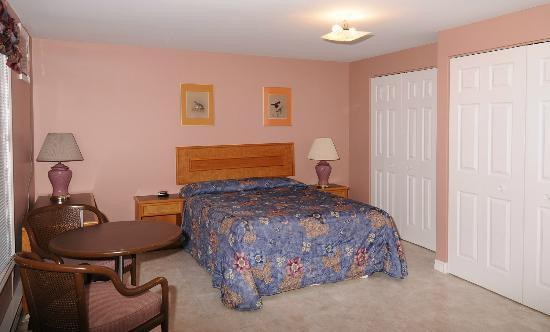Gaudet Chalet & Motel Shediac: Suite bedroom